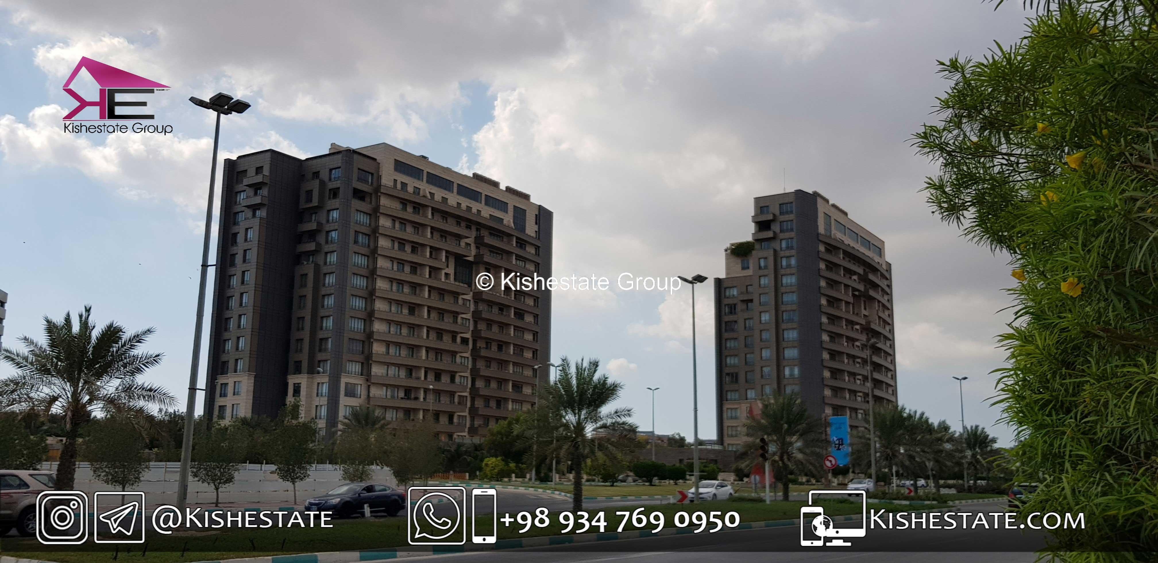 برجهای آیندهساز کیش – AyandeSaz Towers